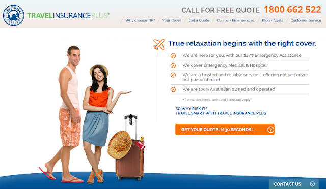 leading travel insurance company in Australia