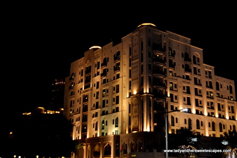 Al Manzil at Downtown Dubai