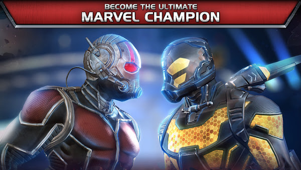 Ant-man joins Marvel Contest of Champions