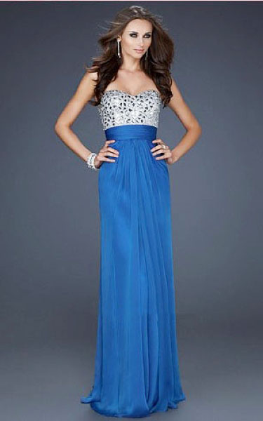 JCPenney Prom Dresses 2013