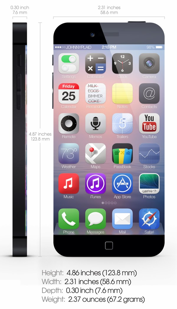 iPhone 6 India release - Price - specification - feature - www.Mobile10.in
