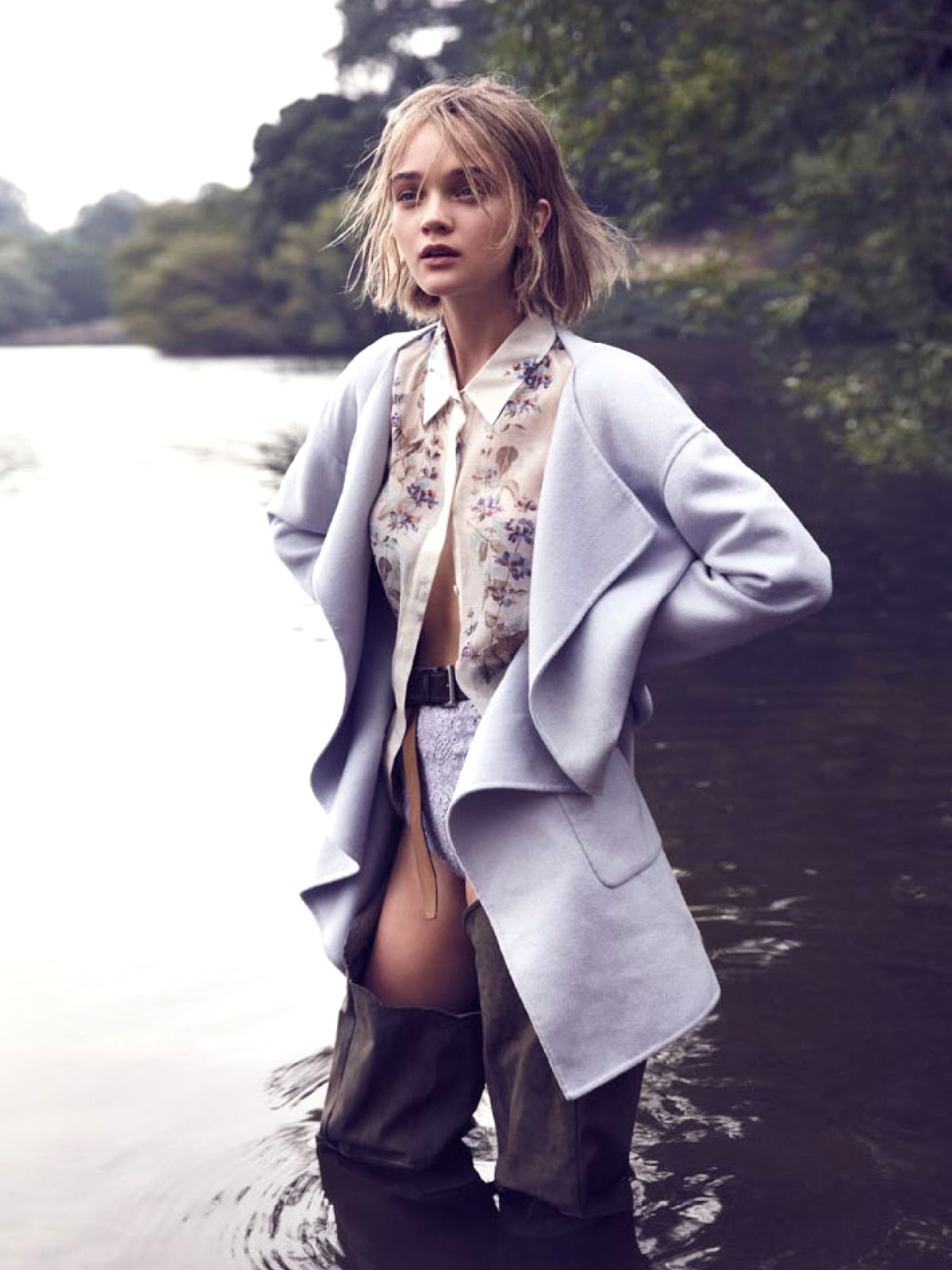 Marie Claire Australia May 2014 (photography: Nicole Bentley, styling: Jana Pokorny)