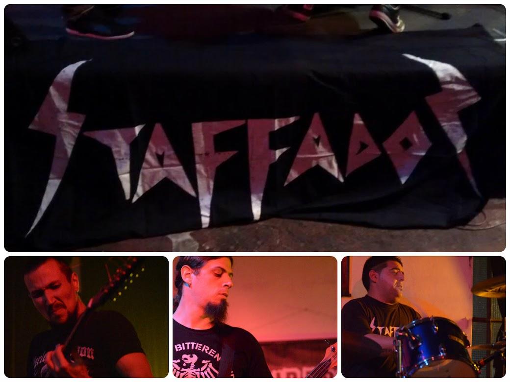 STAFFADOS ROCK Pagina Oficial