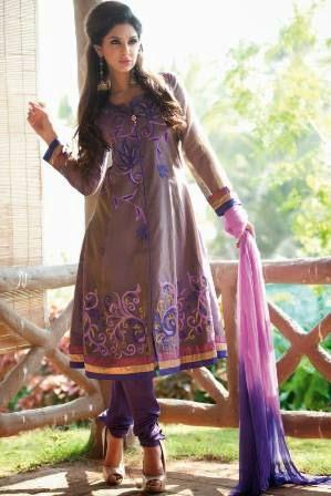 Anarkali Suits 2013