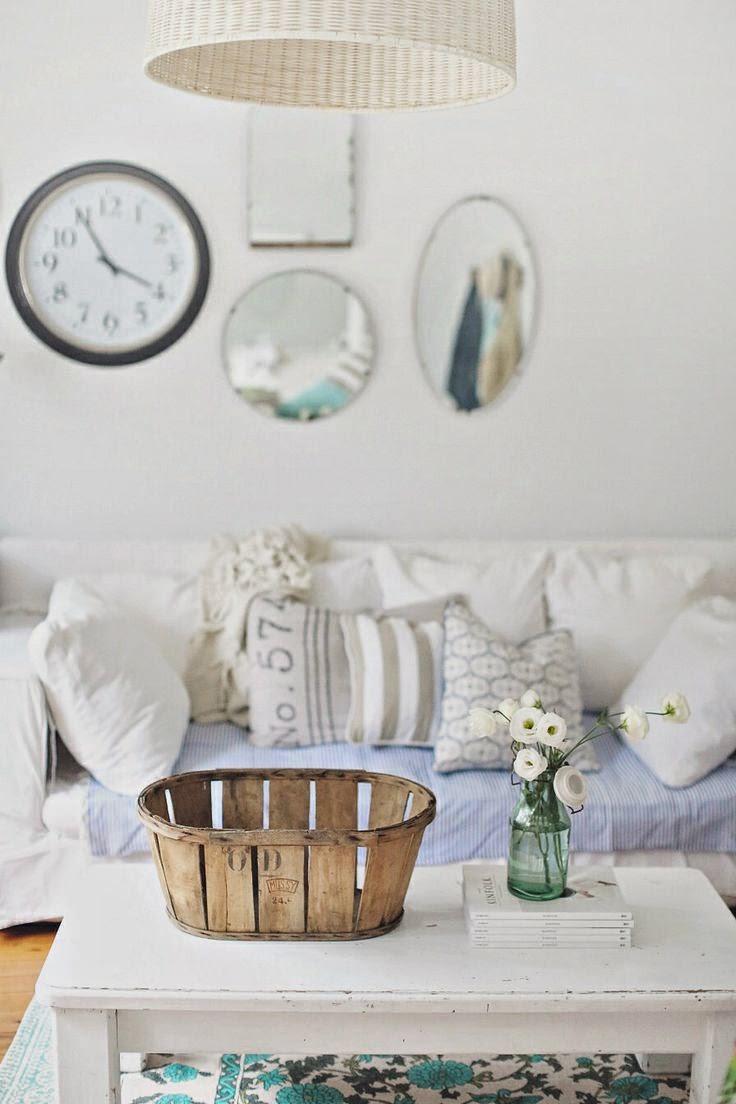 Adoptez un style simple pour décorer votre maison de vacances