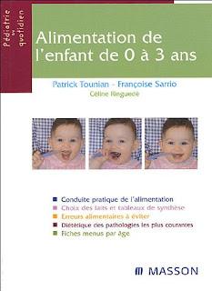 Alimentation de l'enfant de 0 à 3 ans