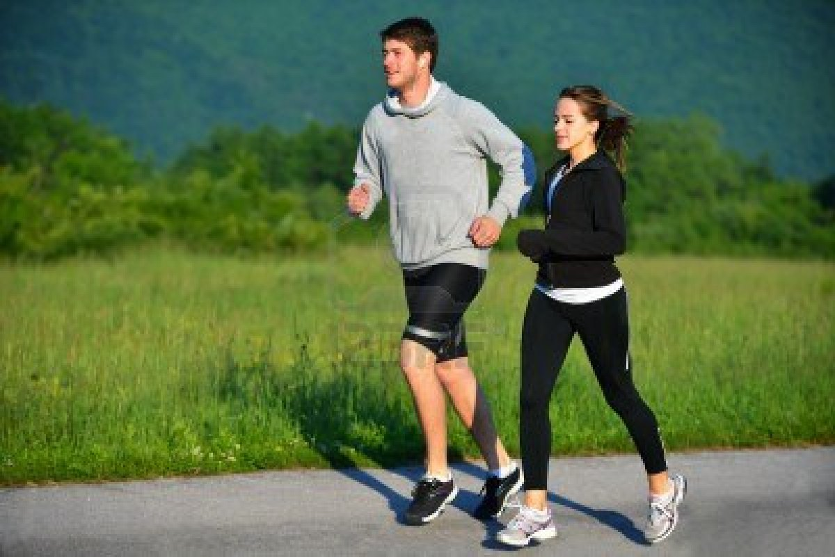 morning jogging weight loss