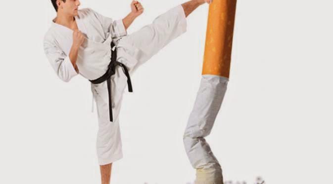 Alasan Kenapa Olahraga Akan Sia Sia Kalau Masih Merokok