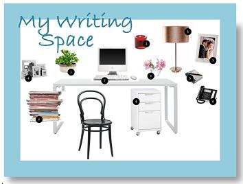 creative writing space