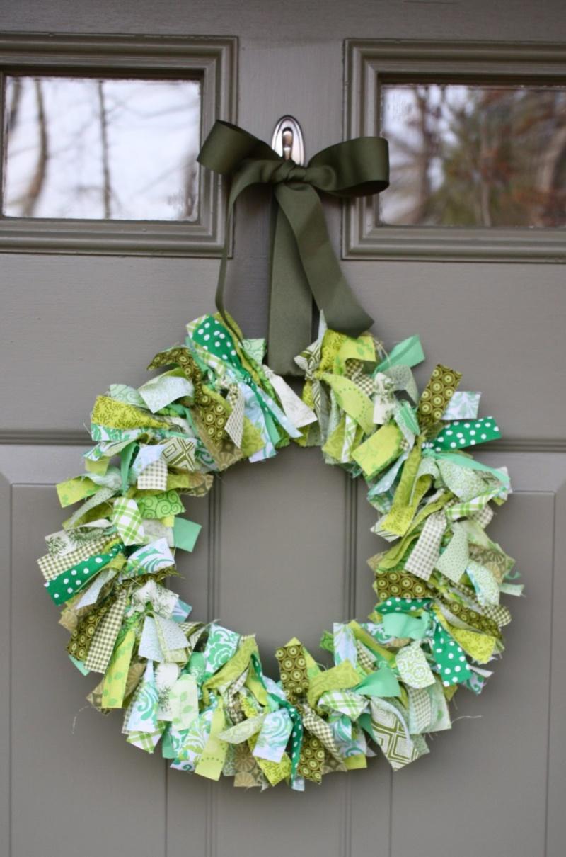 St Patrick S Day Wreaths B B