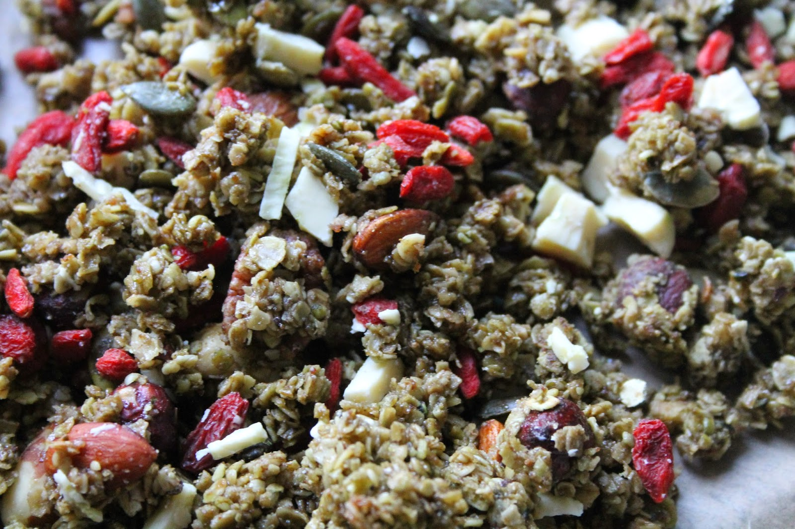 homemade granola recipes