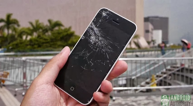 iPhone 5S iPhone 5C damage sağlam
