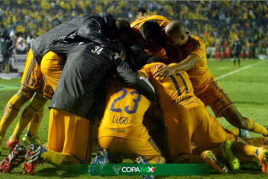 Semifinales Copa MX Apertura 2014