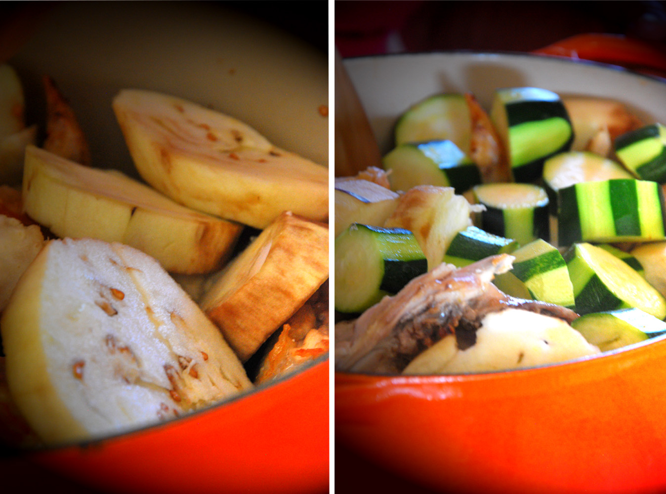 French Foodie Baby: Making chicken Basquaise... and basking in the ...