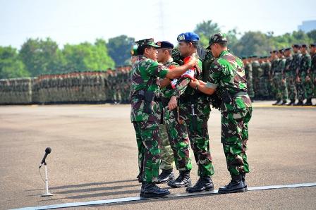 Latgab TNI 2013 Fokus Pada Persiapan Logistik