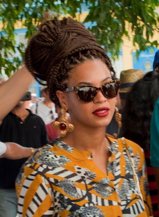 Best Braided Hairstyles for Black Women 2013