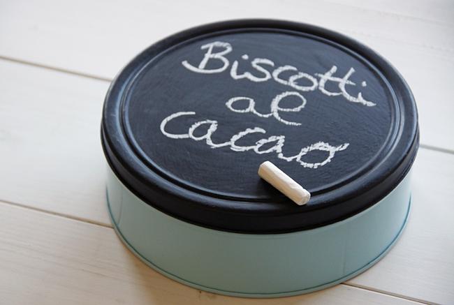 scatola per biscotti personalizzata