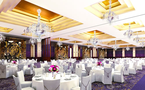 Weddings  Pullman Jakarta Central Park