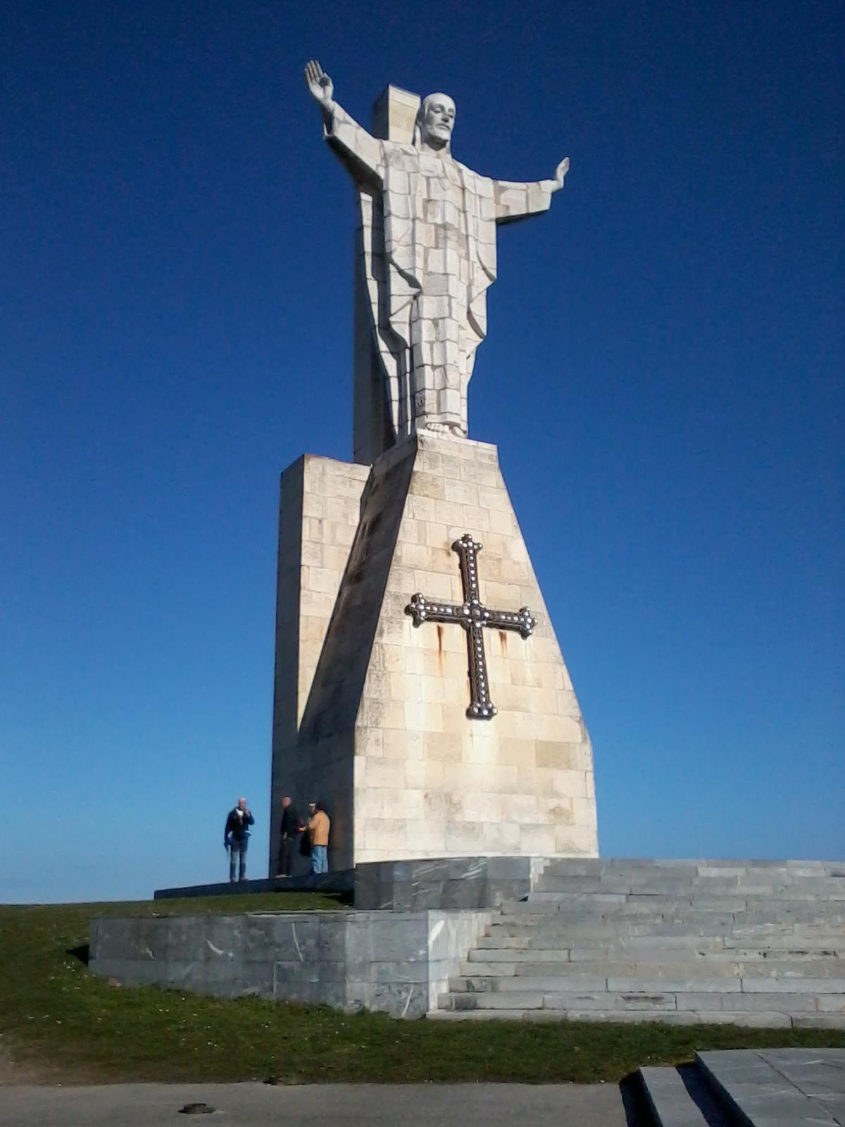 Cristo en Monte Naranco, Oviedo