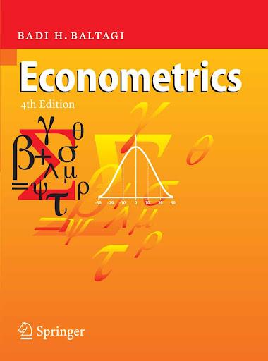 Econometrics - Free Ebook Download