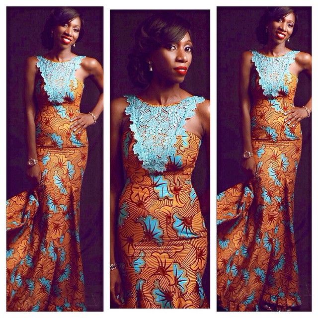 Simple And Trendy Ankara Gowns For African Woman - Debonke House Of ...