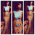 Simple And Trendy Ankara Gowns For African Woman