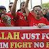 Justiça da Malásia proíbe palavra 'Alá' para não-muçulmanos