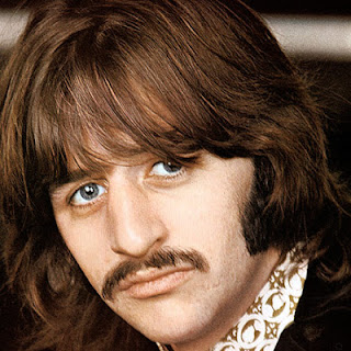 Photo of Ringo Starr to illustrate this story about drummers and age-gaps at Friendly Encounters