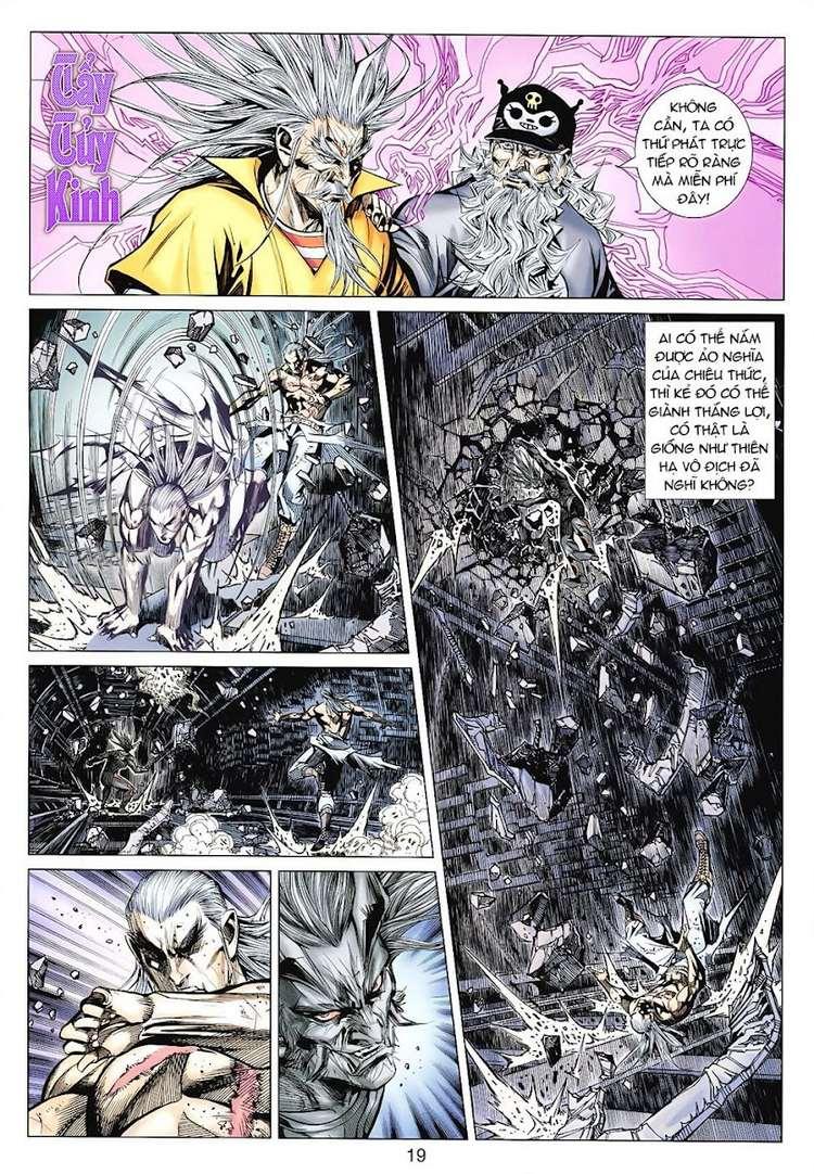 Hoả Vân Tà Thần II chap 98 - Trang 19