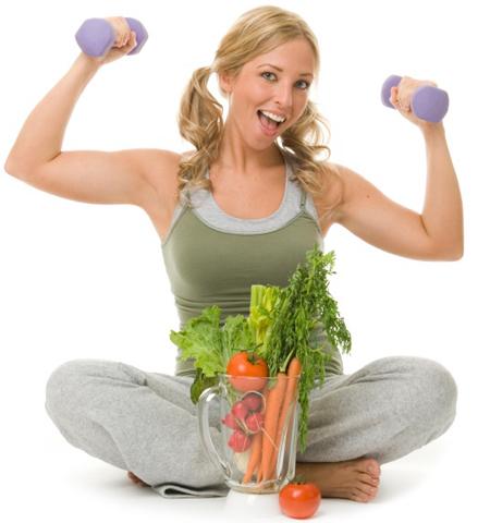 балансиран хранителен режим
