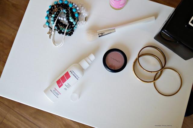 Pilomax, Regeneracja Odżywka bez spłukiwania do włosów ciemnych