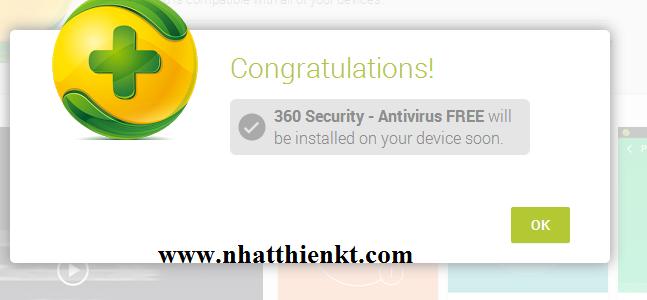 360 Mobile Security - Đẳng cấp trong bảo vệ, dọn dẹp, tối ưu, tăng tốc cho điện thoại