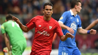 Carlos Bacca: Was Sevilla's hero in the Europa League final