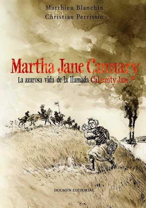 Martha Jane Cannary Integral