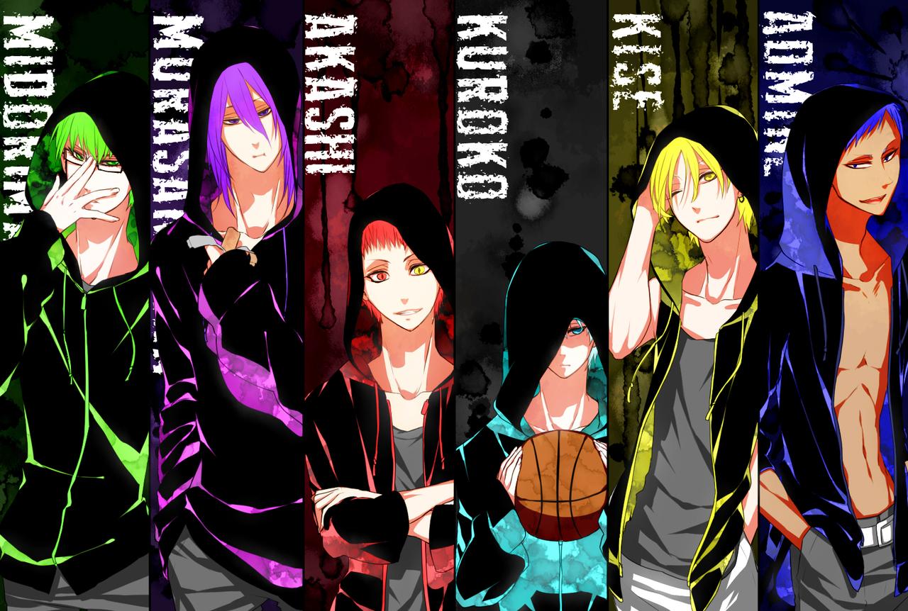 anime time kuroko no basket kuroko no basket voltagebd Gallery