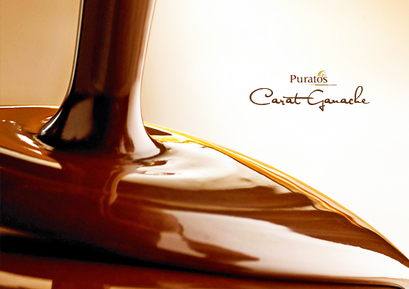 Puratos Carat Ganache Chocolate