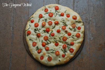 Sourdough Focaccia Recipe (Sourdough Surprises)