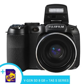 Kamera Digital Fujifilm FinePix S2980