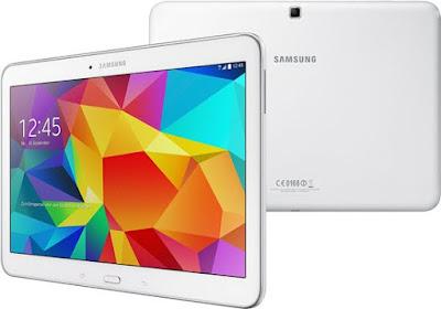Samsung Galaxy Tab 4 10.1 SM-T537A Specs