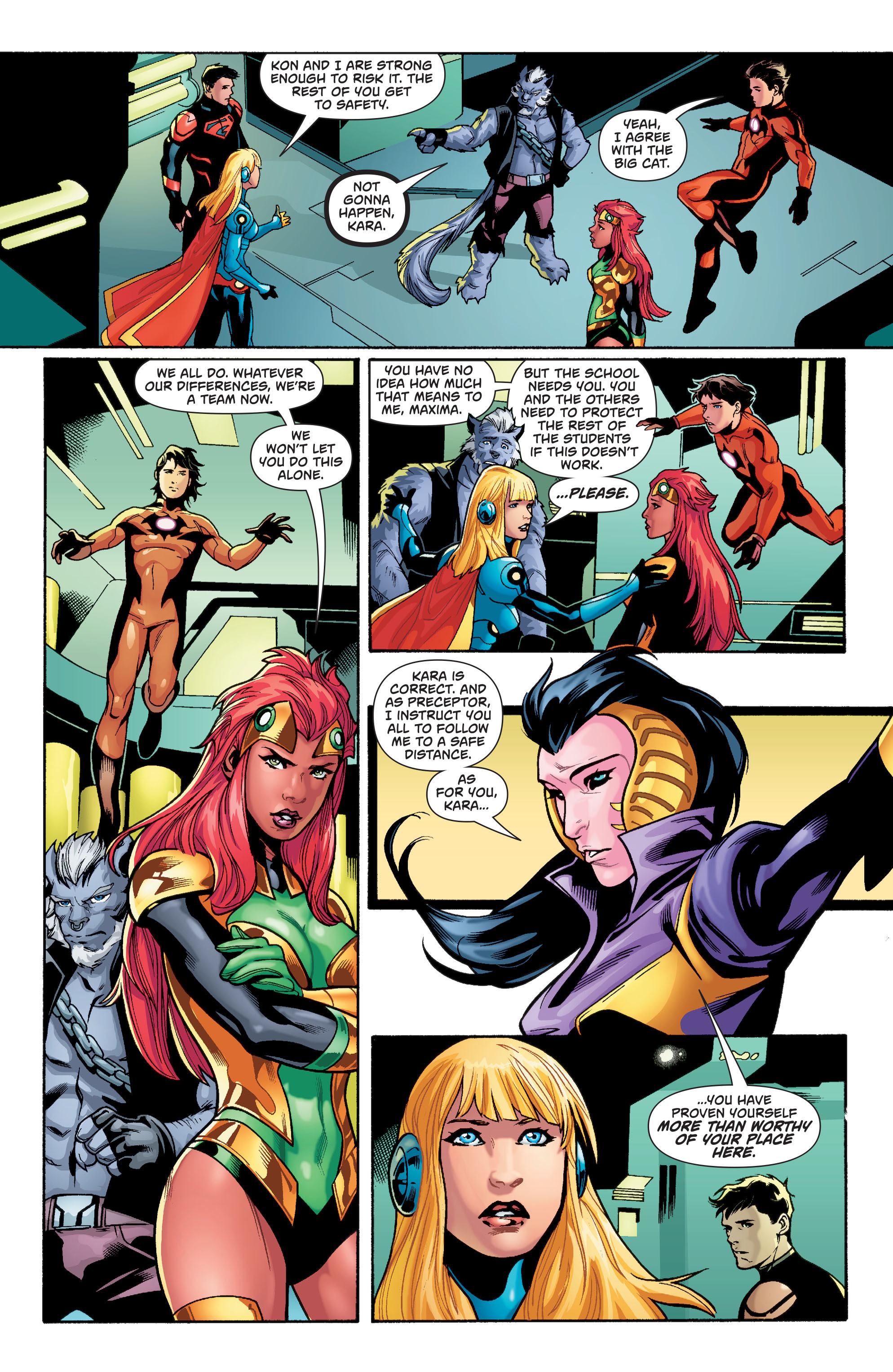 Supergirl (2011) Issue #40 #42 - English 10