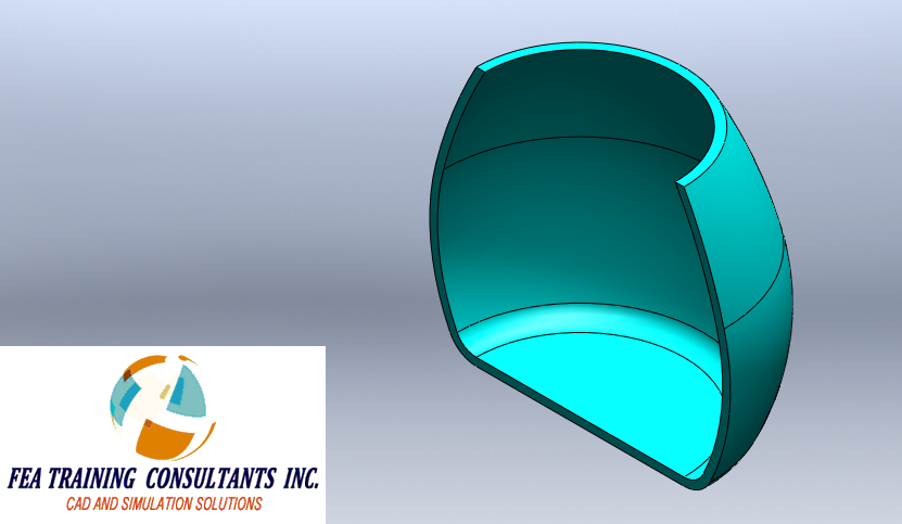 section view in solidworks