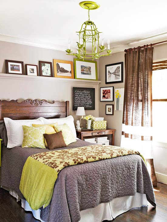 Home Staging 101: Come Arredare Una Camera Da Letto Piccola ~ Home ...