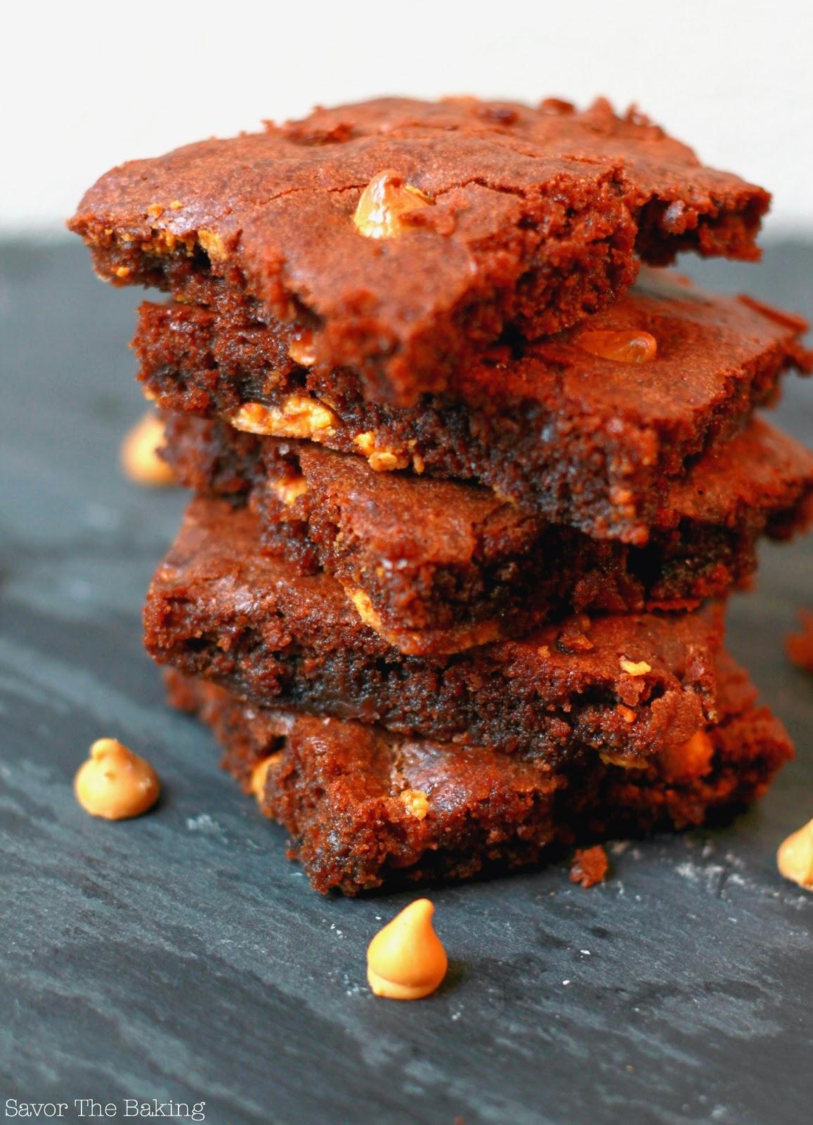 Easy Healthy Vegan Dessert   Homemade Recipes http://homemaderecipes.com/holiday-event/national-butterscotch-brownie-day