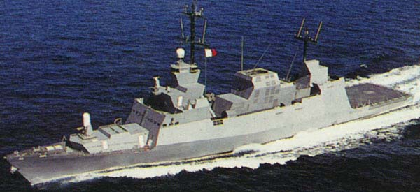 Proposed Designs Offered for the Philippine Navy Frigate Program ...