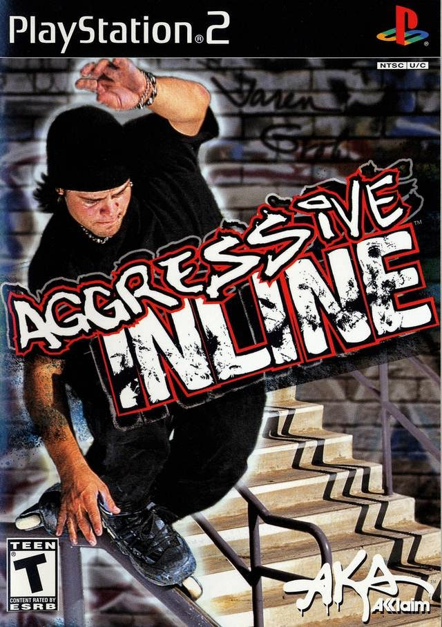 Aggressive Inline PS2 ISO