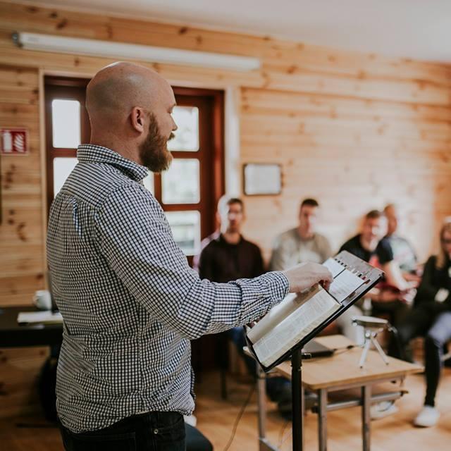 Jeremy Teaching on disciple making