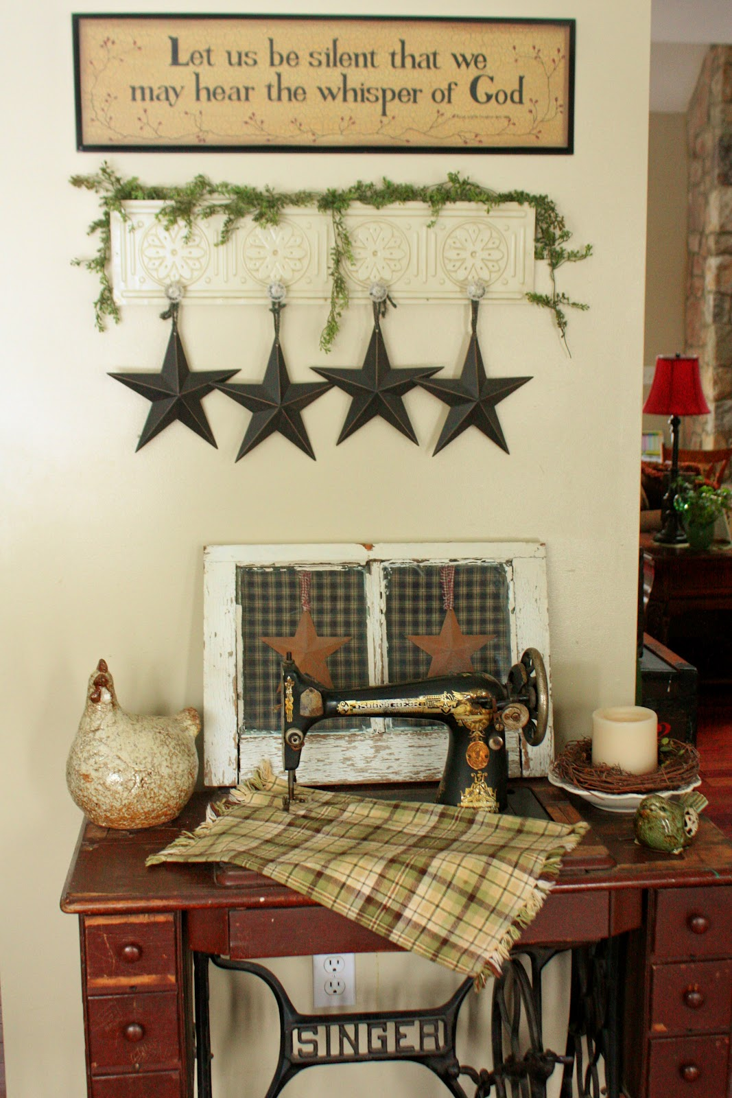 Country Primitives Home Decor Attractive Personalised Home Design