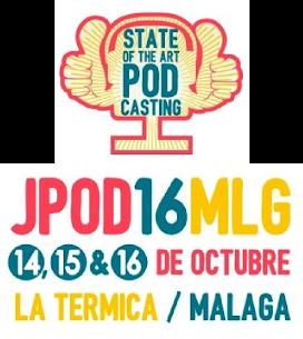 Apoyamos a las #Jpod16mlg