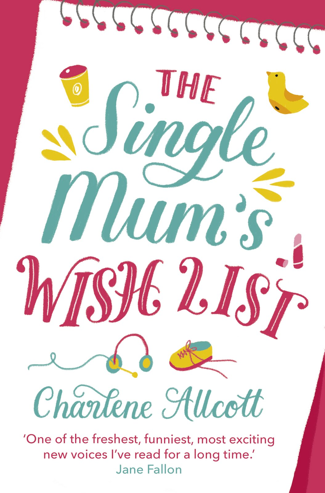Buy The Single Mum's Wish List