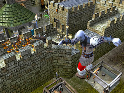 free download Stronghold Legends for pc game